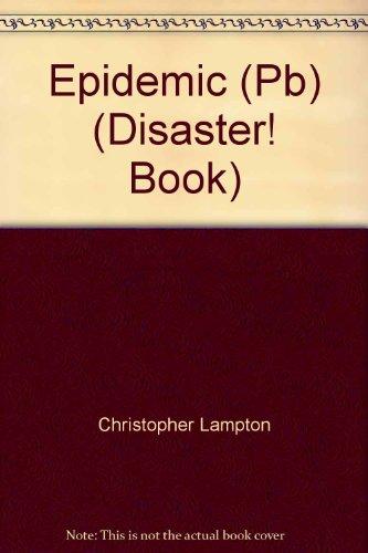9781878841926: Epidemic (Pb) (A Disaster! Book)