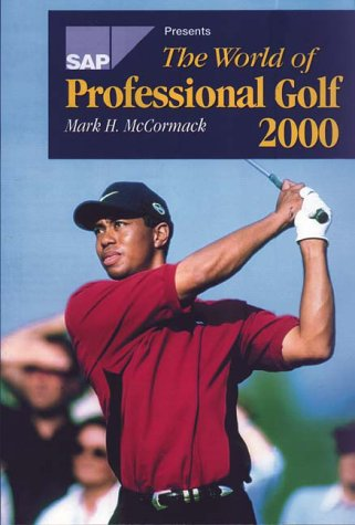 9781878843289: The World of Professional Golf 2000