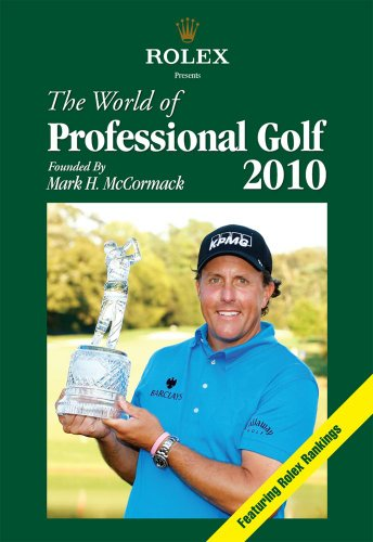 World of Professional Golf 2010,The (1878843591) by Mark H Mccormack