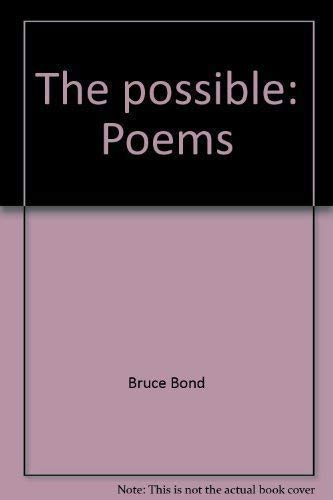 9781878851062: The possible: Poems