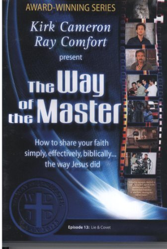9781878859648: The Way of the Master, Episode 13: Lie & Covet
