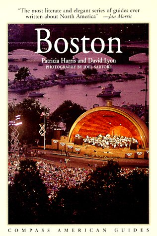 Compass American Guides : Boston: Harris, Patricia