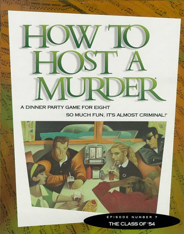 9781878875037: Class of '54 (How to Host a Murder)