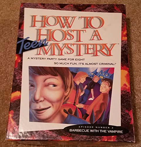 9781878875921: Barbecue with the Vampire (How to Host a Teen Mysteries)