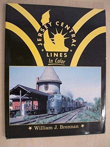 Jersey Central Lines in Color: Brennan, William J.
