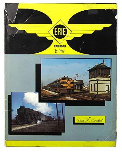 9781878887023: Erie Railroad in Color