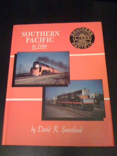 9781878887238: Southern Pacific in Color