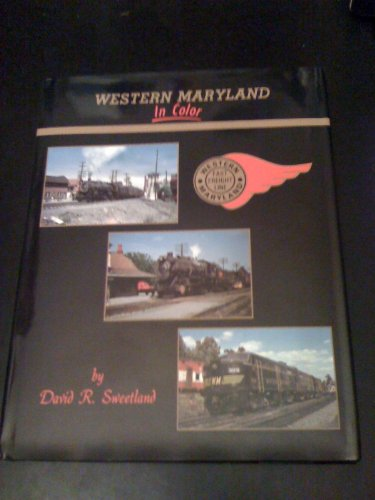 9781878887436: Western Maryland in Color