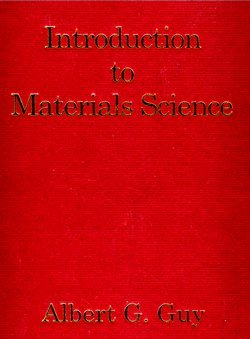 9781878907141: Introduction to Materials Science