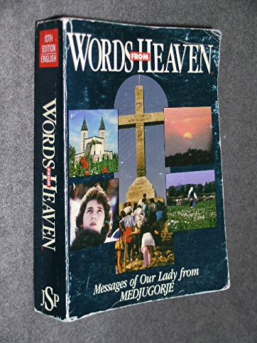 9781878909053: Words from Heaven: Messages of Our Lady from Medjugorje
