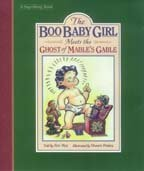The Boo Baby Girl Meets the Ghost: Jim May