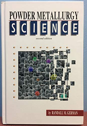 9781878954428: Powder Metallurgy Science