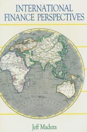 9781878975225: International Finance Perspectives