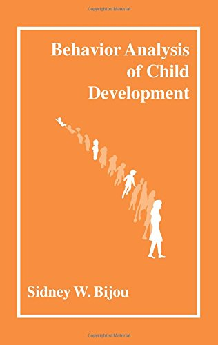 9781878978035: Behavior Analysis of Child Development