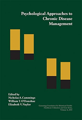 Psychological Approaches to Chronic Disease Management (Healthcare: Context Press