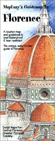 9781878979339: MapEasy's Guidemap to Florence