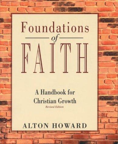 9781878990242: Foundations of Faith