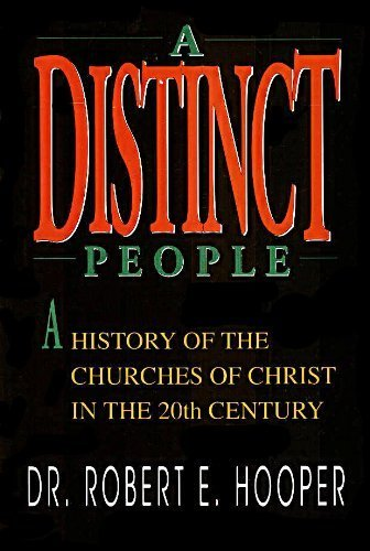 9781878990266: Distinct People, A