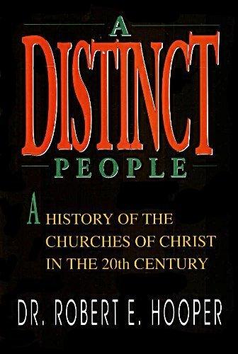 9781878990266: Distinct People, A