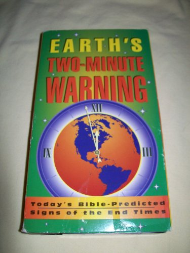 9781878993960: EARTH'S TWO-MINUTE WARNING