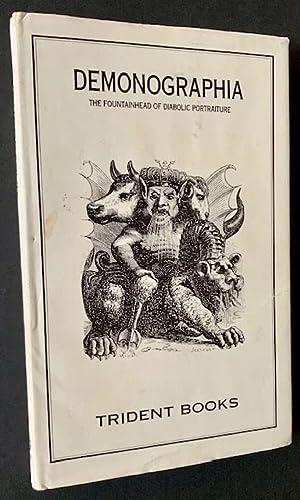 9781879000131: Demonographia: The Fountainhead of Diabolic Portraiture