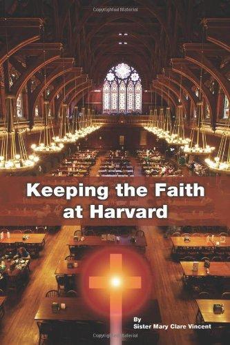 9781879007499: Keeping the Faith at Harvard: A Memoir