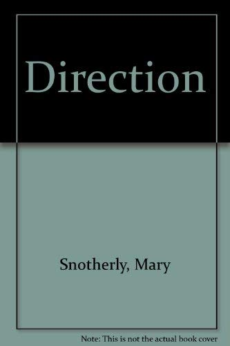 Direction. The Third Persephone Press Book Award. 1994. (Limited Letterpress Edition #130/250,...