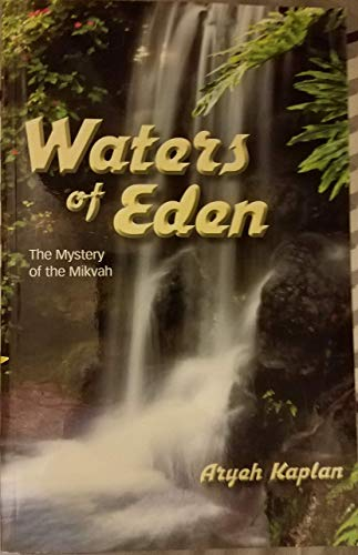 9781879016088: Waters of Eden: The Mystery of the Mikvah