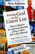 9781879045101: Putting God on the Guest List: How to Reclaim the Spiritual Meaning of Your Child's Bar or Bat Mitzvah