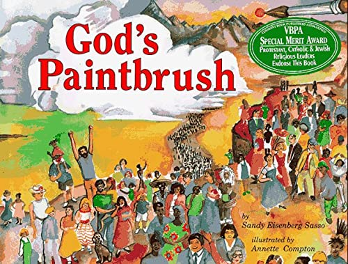 God's Paintbrush: Sasso, Sandy Eisenberg