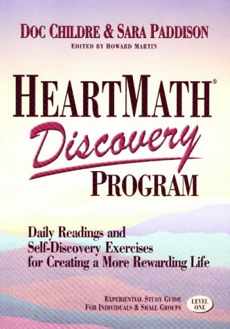 9781879052284: HeartMath Discovery Program: Daily Readings and Self-discovery Exercises for Creating a More Rewarding Life: Daily Readings and Self-discovery ... a More Rewarding Life - Level 1 (Book & CD)