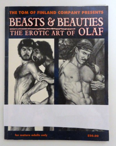 9781879055445: Beasts and Beauties: The Erotic Art of Olaf