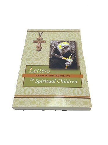 Letters to Spiritual Children: Nikon