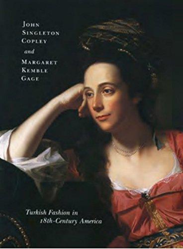 9781879067042: John Singleton Copley and Turkish Fashion in 18th-Century America
