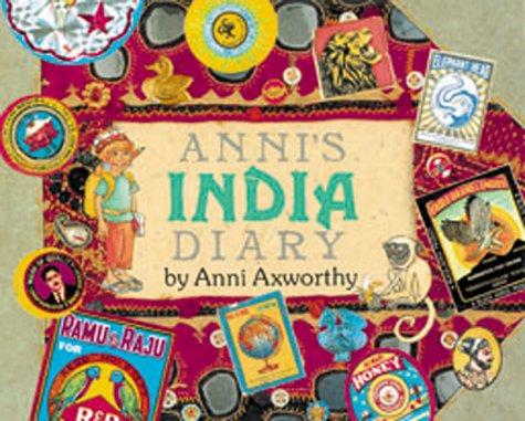 9781879085596: Anni's India Diary