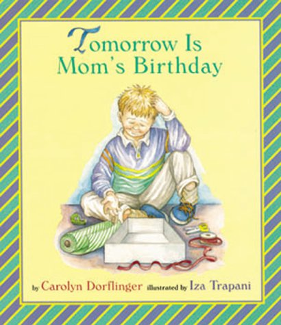 9781879085848: Tomorrow Is Mom's Birthday
