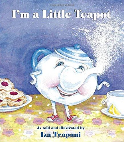 I'M A LITTLE TEAPOT: Trapani, Iza