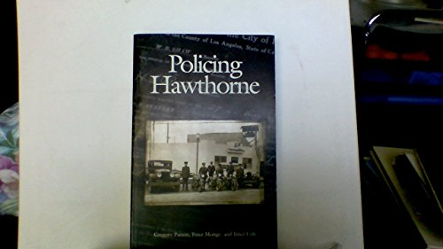 9781879092181: Policing Hawthorne