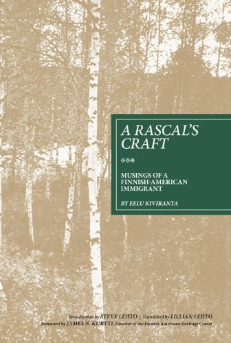 9781879094864: A Rascal's Craft: Musings of a Finnish-American Immigrant