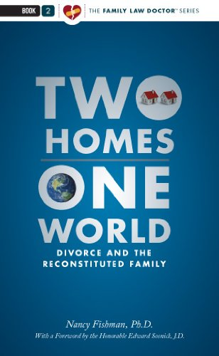 9781879094888: Two Homes, One World: Divorce and the Reconstituted Family