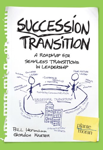 Succession Transition: A Roadmap for Seamless Transitions in Leadership: Bill Hermann & Gordon ...