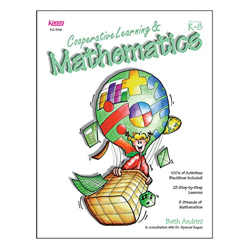 9781879097049: Cooperative Learning & Mathematics, A Multi-Structural Approach Grades K-8