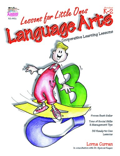 9781879097094: Cooperative Learning Lessons For Little Ones: Literature-Based Language Arts
