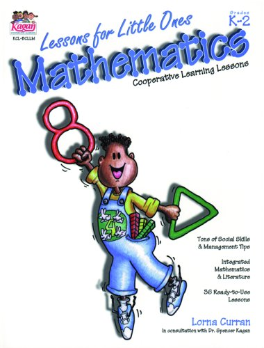 Lessons for Little Ones : Mathematics and: Lorna Curran