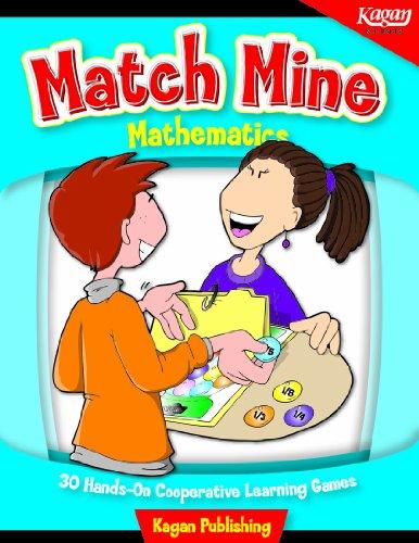 9781879097223: Match Mine: Mathematics