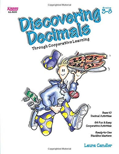 9781879097438: Discovering Decimals through Cooperative Learning, Grades 3-8