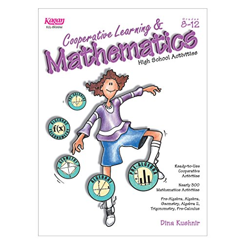9781879097575: Cooperative Learning & Mathematics: High School Activities (Grades 8-12)