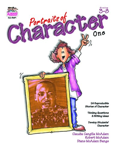 9781879097643: Portraits of Character: Book One (Grades 3-8)