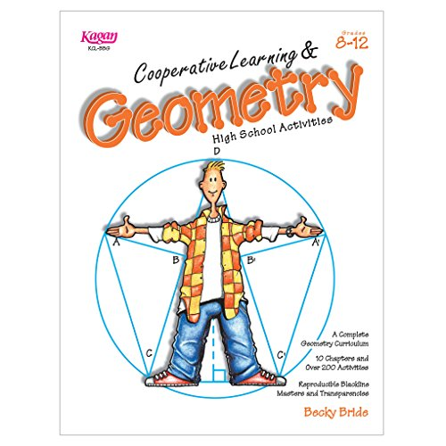 Cooperative Learning and Geometry; High School Activities: Becky Bride