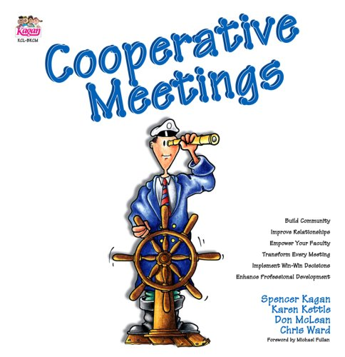 9781879097803: Cooperative Meetings, Charting the Voyage Toward a Community of Leaders and Learners